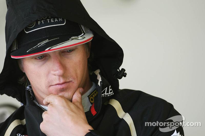 Grosjean 'has been faster' in quali - Raikkonen