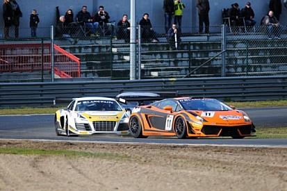 GT3 race two win for Proczyk/Mengsdorf in Lamborghini