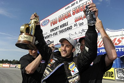 Mike Neff and Vincent Nobile defend Norwalk crowns, Massey and Hines win as well