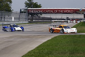 Grand-Am Testing report SunTrust Racing Corvette DP takes fast-lap honors at Indy test