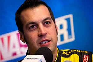 NASCAR Cup Breaking news Sam Hornish to replace A.J. Allmendinger in Penske Dodge for Loudon