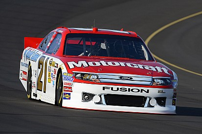 Wood Brothers nearly steal another trophy at Daytona