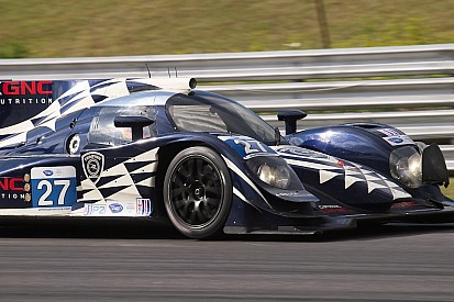 Dempsey Racing double podiums at Lime Rock with third place in P2 and PC
