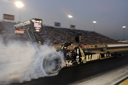 UPDATED - U.S. Army looking to re-enlist with Tony Schumacher in 2013
