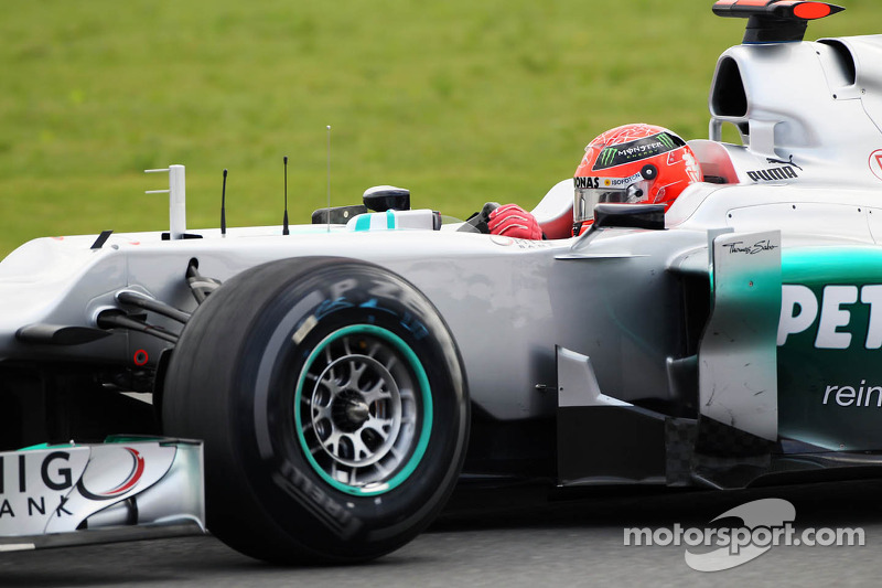 Schumacher not ready to retire again
