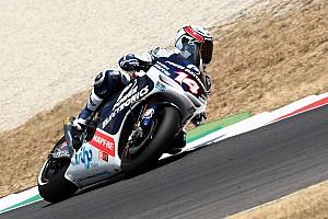 MotoGP Race report Randy de Puniet top CRT once again in Italy