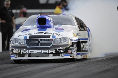 Allen Johnson sets track record to lead NHRA top qualifiers in Denver