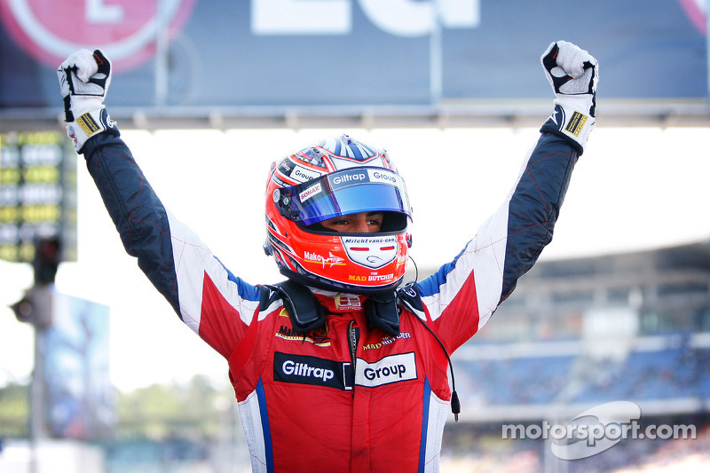 Evans wins in Germany amongst safety car chaos