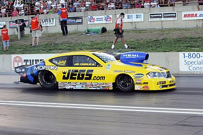 Coughlin still searching for sweet spot in Pro Stock