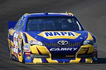 NAPA and Michael Waltrip Racing helping wildfire victims
