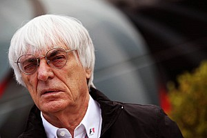 Formula 1 Breaking news Nurburgring 'not annoyed' by Ecclestone snub