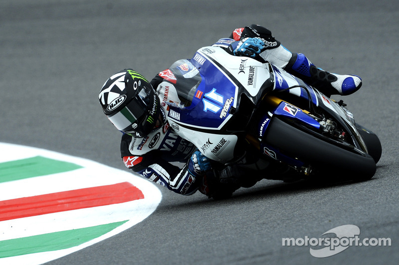 Spies plans to leave Yamaha Factory Team at end of 2012 season