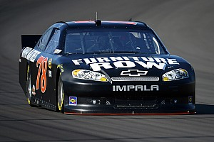 NASCAR Cup Breaking news Todd Berrier named crew chief  for the No. 78 Furniture Row Chevrolet