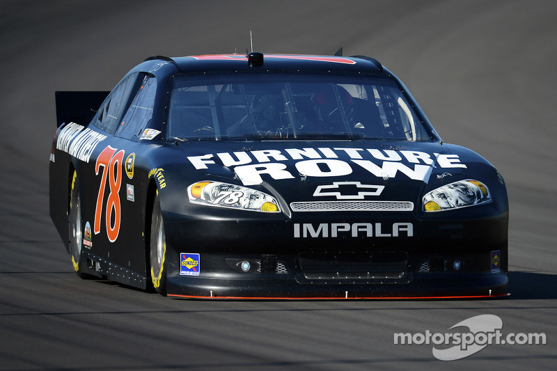 Todd Berrier named crew chief  for the No. 78 Furniture Row Chevrolet