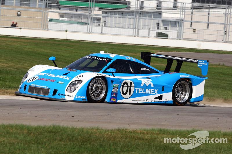 Chip Ganassi Racing prepares for Indianapolis