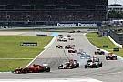 German spectators losing interest in F1