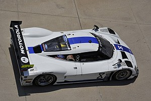 Grand-Am Preview Ryan Dalziel has double vision in living the Indy dream