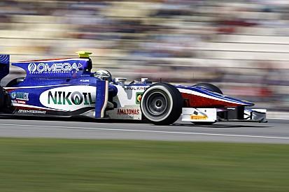 Trident Racing has challenging Sprint race at Hockenheim