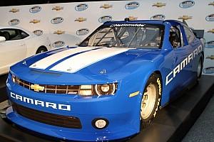 NASCAR XFINITY Breaking news Camaro joins Nationwide Series in 2013