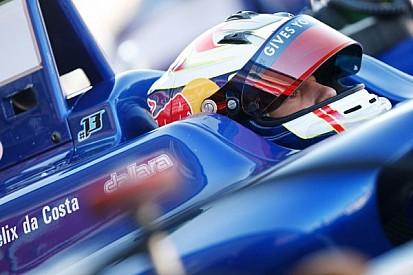 Felix Da Costa rockets to Budapest victory