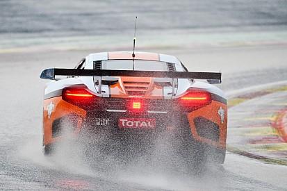 WRT #1 Audi leads as more rain hits Spa 24 Hours