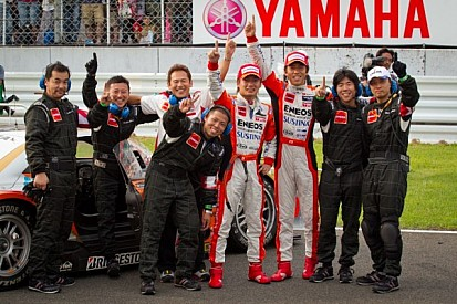 Ito and Oshima dominate Sugo GT 300km for the victory