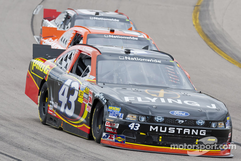 Michael Annett Indianapolis Motor Speedway race report