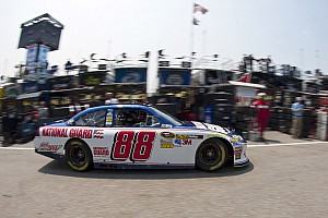 NASCAR Cup Commentary Dale Earnhardt Jr. leads Sprint Cup points for first time in eight years