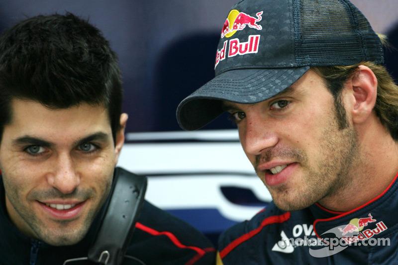 'Many problems' at Toro Rosso also last year - Alguersuari