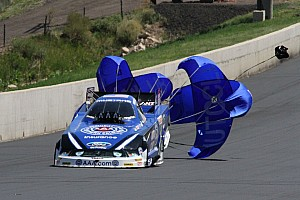 NHRA Race report JFR's Hight maintains Funny Car point lead leaving Sonoma