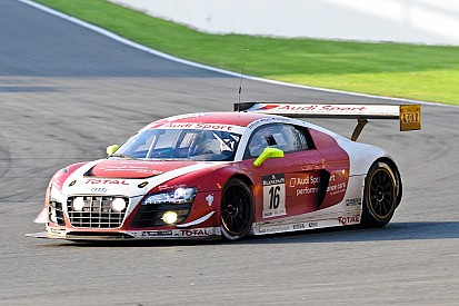 Audi clinch commanding one-two in dramatic Total 24 Hours of Spa