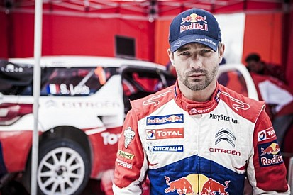 Loeb and Elena set fastest time on Rally Finland's qualifying stage
