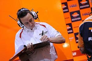 MotoGP Analysis Bridgestone's Azuma: Weather conditions last weekend were typical for Laguna Seca