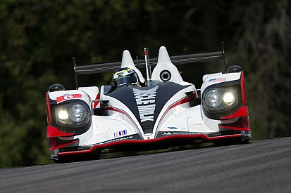 Muscle Milk's Luhr sets Mid-Ohio pace in testing