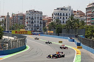 Formula 1 Analysis Valencia aims for F1 return in 2014