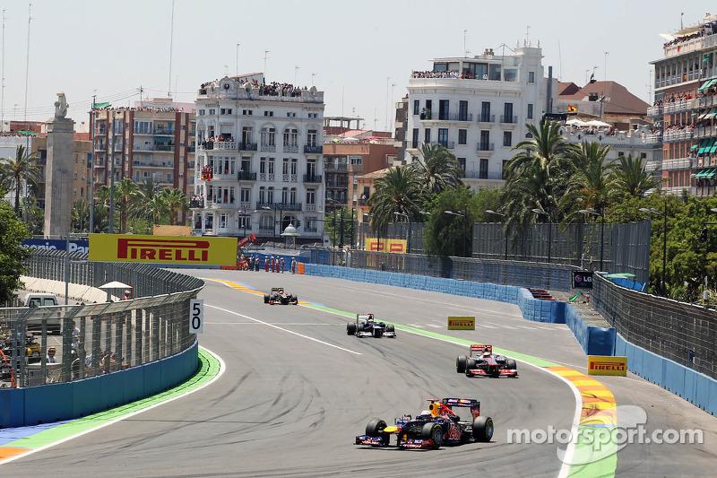 Valencia aims for F1 return in 2014