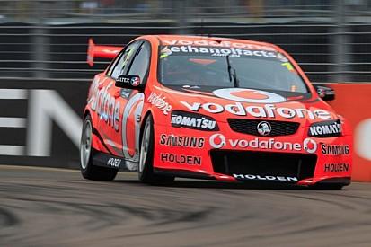 Team Vodafone show promise at Queensland Raceway - Video