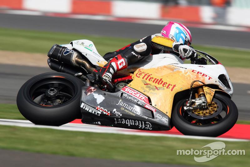 Smrz takes second Tissot-Superpole of 2012 season