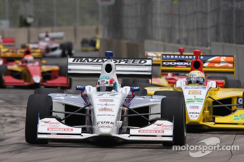 Tristan Vautier scores pole with track record at Trois-Rivieres