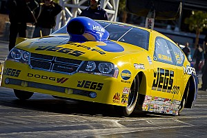 NHRA Race report Major change not the tonic Coughlin and JEGS/Mopar team was looking for