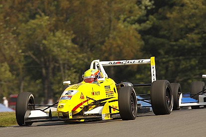 Pigot, Furuseth take podiums at Mid-Ohio for Cape Motorsports with WTR