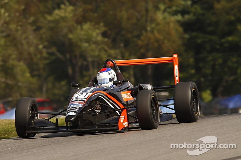 Bad luck hampers Afterburner Autosport at Mid-Ohio