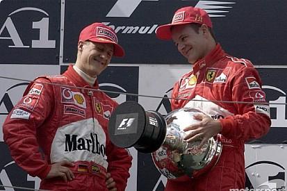 History of team orders in Formula 1 - Video