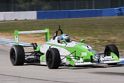 Veach to test in Indy Lights for Andretti Autosport