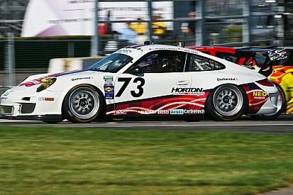 Porsche positions three 911s in Watkins Glen top-10