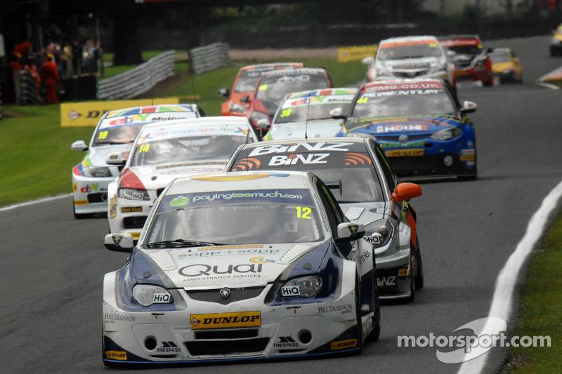 Dunlop MSA British Touring Car Championship's latest news
