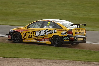 Third place for Newsham in thrilling Snetterton qualifying