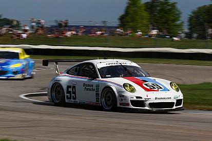 Porsche fight puts two 911 GT3 cup cars in Watkins Glen top five