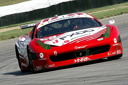 AIM Autosport Team fights back to seventh spot at The Glen