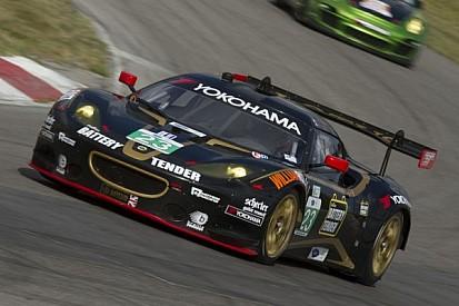 Lotus Alex job racing takes New Evora GT to Road America